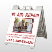AC Repair 251 A-Frame Sign
