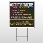 Chimney 632 Wire Frame Sign