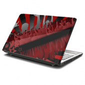 Vector People Laptop Skin