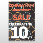 Anniversary Sale 14 Custom Decal