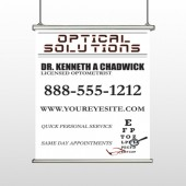 Eye Doctor 131 Hanging Banner