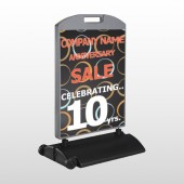 Anniversary Sale 14 Wind Frame Sign