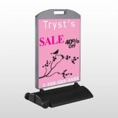 Bird Branch Sale 08 Wind Frame Sign