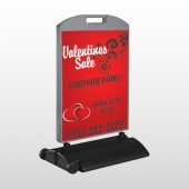 Valentine's Sale 09 Wind Frame Sign