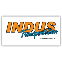Indus Transportation Magnetic Sign - Magnetic Sign