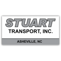 Stuart Transport Magnetic Sign - Magnetic Sign