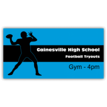 Gainesville High School Football Tryouts