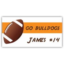 Go Bulldogs James #14