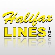 Halifax 337 Truck Lettering