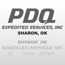 PDQ 304 Truck Lettering