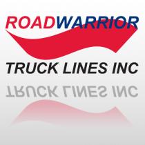 Warrior 336 Truck Lettering