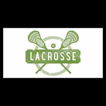 Lacrosse Green Emblem