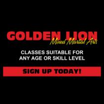 Golden Lion Mixed Martial Arts
