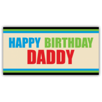 Happy Birthday Daddy
