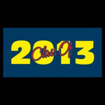 Class of 2013 Graduation Banner