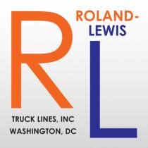 RL 319 Truck Lettering