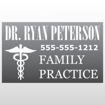 Doctor 282 Window Lettering