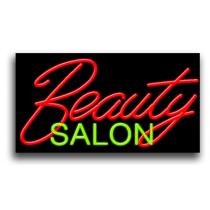 "BEAUTY SALON 20""H x 37""W Neon Sign"
