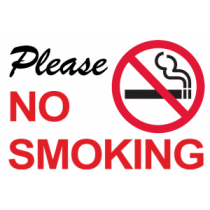 Please No Smoking - Script