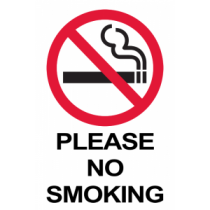 Please No Smoking