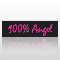 Angel 143 Bumper Sticker