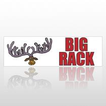 Big Rack 133 Bumper Sticker