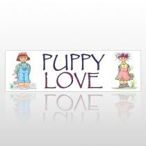 Kid Love 249 Bumper Sticker
