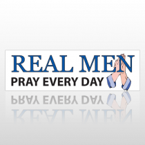 Pray Every Day 205 Bumper Sticker