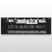 Blog Line 430 Custom Sign