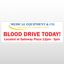 Blood Drive 330 Custom Decal