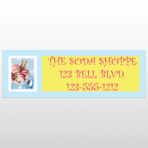 Ice Cream 374 Custom Decal