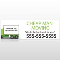 Moving 339 Custom Sign