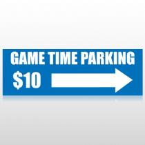 Parking 298 Custom Decal