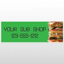 Sandwich 375 Custom Decal