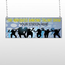 Talent Show 440 Window Sign
