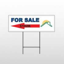 Moon Roof 724 Wire Frame Sign