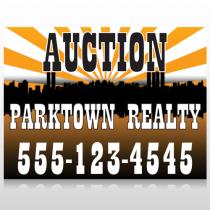 Auction Parktown 647 Site Sign