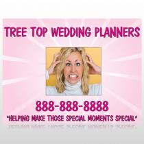 Crazy Wedding 411 Custom Decal