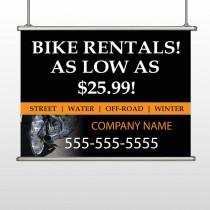 Rent Dreams 109 Hanging Banner
