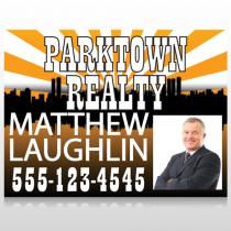 Matthew Parktown 646 Site Sign