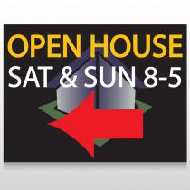 Open Corner 648 Site Sign