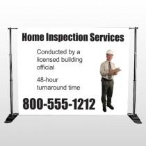 Inspection 244 Pocket Banner Stand