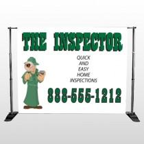Inspector 245 Pocket Banner Stand