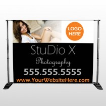 Photography 42 Pocket Banner Stand