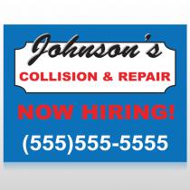 Repair 299 Site Sign