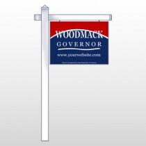 "Governor 308 18""H x 24""W Swing Arm Sign"