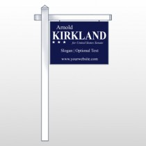 "Senate 309 18""H x 24""W Swing Arm Sign"