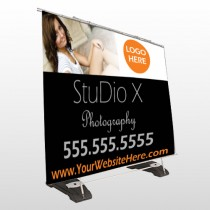 Photography 42 Exterior Pocket Banner Stand