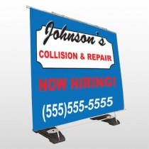 Repair 299 Exterior Pocket Banner Stand