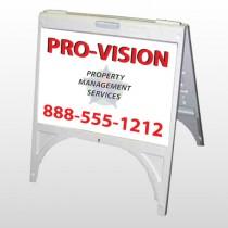 Property Management 247 A Frame Sign